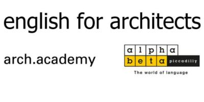 english for architects
