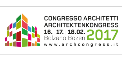 Architektenkongress 2017 - Save-the-date: 16.-18. Februar 2017